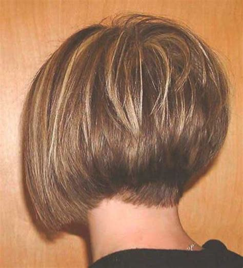bob hairstyles image gallery 15 inverted bob back view http www short hairstyles co