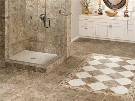 floor tile for bathroom ideas bloombety what are the tile floor designs for