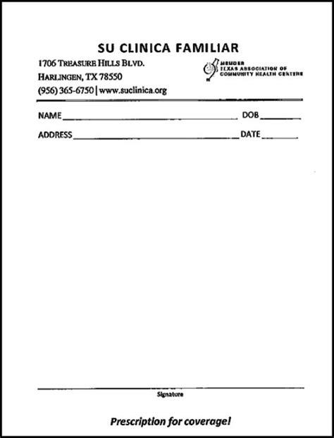 Doctor Prescription Templates Word Excel Sles Prescription Pad Template