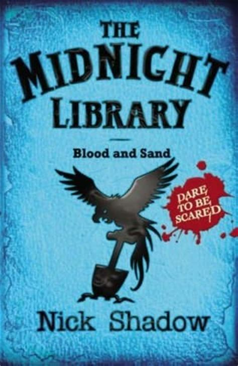 blood the liar books blood and sand midnight library the collection book