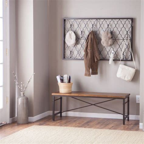 entry way bench and coat rack 17 best ideas about entryway coat hooks on pinterest