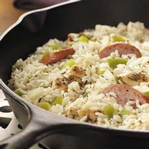 E Book Sausage Recipes For And Cooking With Sausage sausage n chicken skillet recipe taste of home