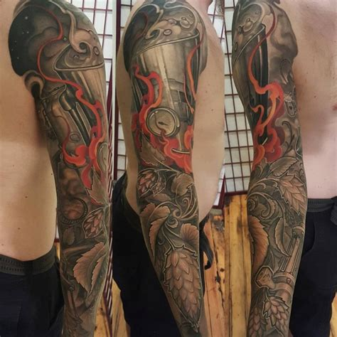 tattoo chest and arm sleeve 55 best full sleeve tattoos