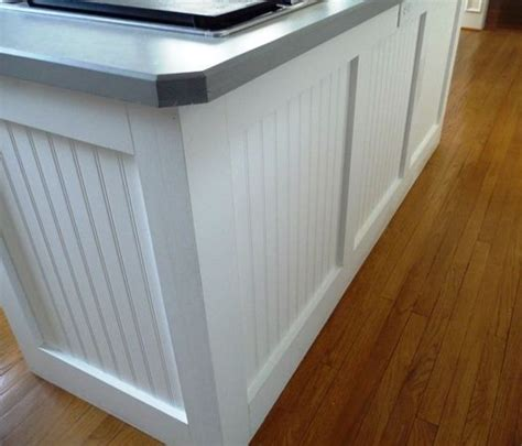 add beadboard to peninsula kitchen cabinet enhancement 25 best ideas about bead board cabinets on pinterest
