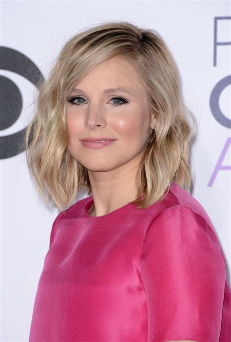 kristen bell kristen bell at 2015 people s choice awards in los angeles