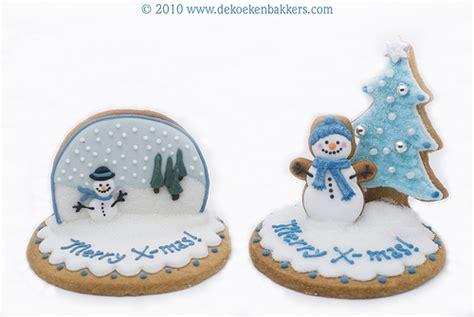 christmas 3d cookies 3d cookies for mjamtaart magazine my maga flickr