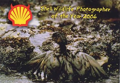 2007 Shell Wildlife Photographer Of The Year Competition Opens For Entries by Shell Not A Sponsor Of Wildlife Photographer Of The
