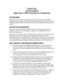 sle resume descriptions call center supervisor description format cab