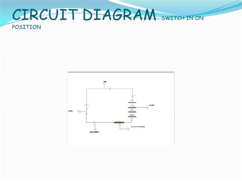 electric current circuit diagram wiring diagram schemes
