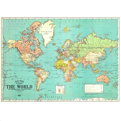 printable world poster vintage world map poster besttabletfor me
