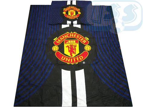 xmanu18 manchester united official bedding bed linen ebay - Manchester United Bed Linen