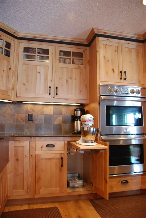 knotty wood kitchen cabinets knotty alder kitchen cabinets room design i love