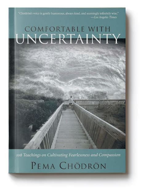 comfortable with uncertainty suggested reading eat 2 love