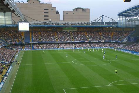 Chelsea Shed End by Groundhopping Se Chelsea