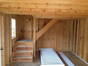12x20 portable 2 story shed 2 story cabin byler barns