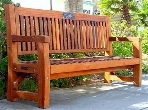 outdoor wooden memorial benches pin by gardenbenches net on outdoor benches