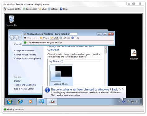 windows remote how to set up windows remote assistance in windows 7