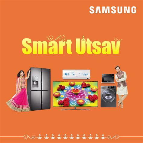 samsung offers the best of tizen deals from samsung s smart utsav