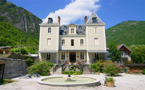 chambre d hote serre pon輟n chateau serre barbier chambres d h 244 tes in b 233 at