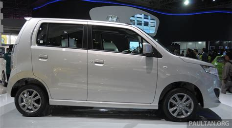 Suzuki New Karimun New Suzuki Karimun Wagon R And Stingray At Iims Image 199944