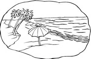 disegno al mare da colorare disegni da colorare stampare gratis