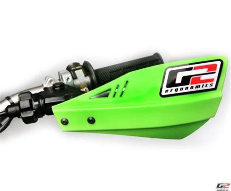 Handguard Dirtpower Hitam turn throttle get one from g2 ergonomics