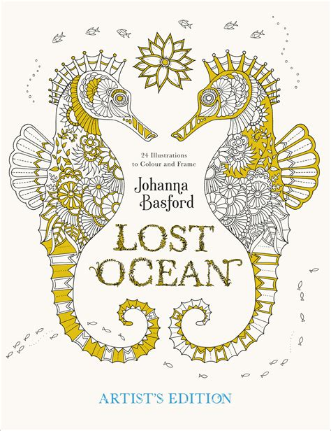 lost ocean postcard edition 0753557371 artist edition of lost ocean by basford