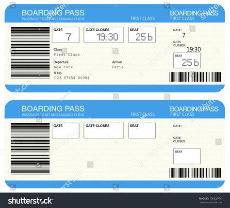 boarding pass boarding pass invitation template free