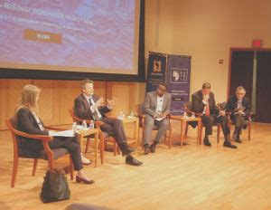 Black Mba Conference Georgetown by Georgetown Hosting Inaugural Business