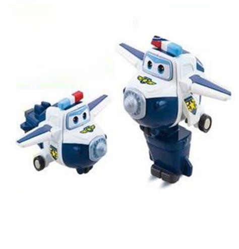 Mainan Anak Plane Transforming Todd us wings mini deformation airplane robot
