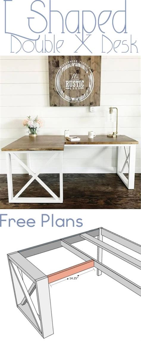 Diy Office Desk Plans Diy Furniture Diy Office Desk Woodworking Plans Diy Loop Leading Diy Craft Inspiration