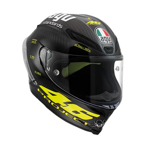 Helm Agv 46 agv pista gp project 46 helmet king of fuel