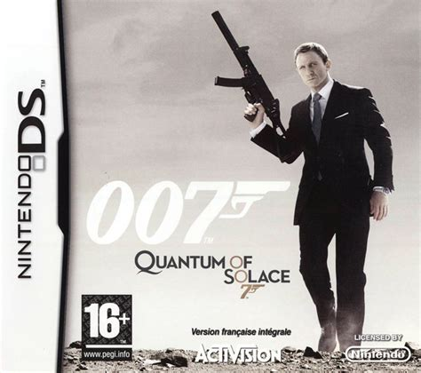 quantum of solace film complet francais 007 quantum of solace nds nds games