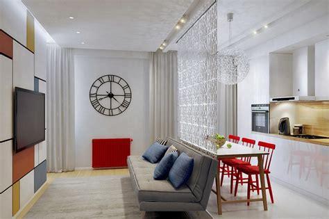 desain interior apartemen tipe studio 7 desain apartemen kecil dan keren interiordesign id