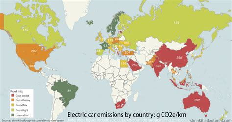 What Countries Does Toyota Operate In Electric Vehicles