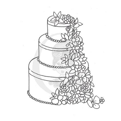 Hochzeitstorte Zeichnung by Best Photos Of Wedding Cake Drawing Template 5 Tier Cake