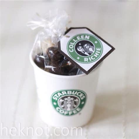 Coffee Bean Starbucks we starbucks coffee possible favor chocolate covered coffee beans wedding ideas