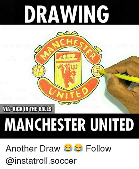 Kick In The Balls Meme - funny manchester united memes of 2017 on me me chapecoense