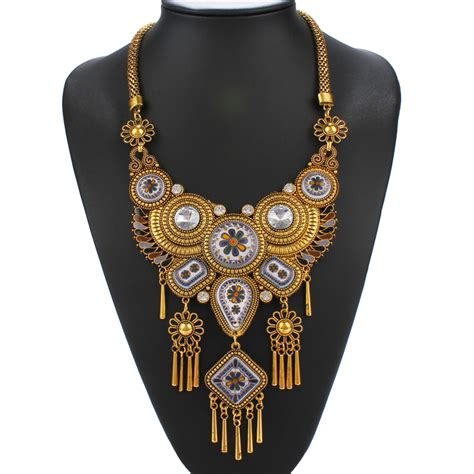 Chiara Gold by Chiara Gold Boho Necklace Empayah Jewellery Brisbane