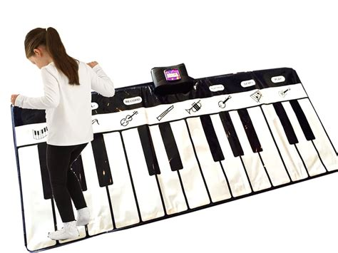 Musical Play Mat Piano piano keyboard 2in1 keyboard musical drum