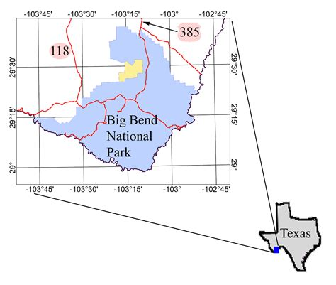 big texas map open file report 2005 1371
