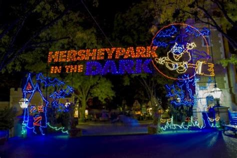 Gift Cards For Hershey Park - this weekend only fall must do s at hersheypark in the dark