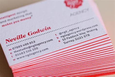 what makes a great business card the of saying hello business card design ngd