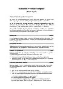 Template For Writing A Business Proposal 25 Best Ideas About Business Proposal Template On
