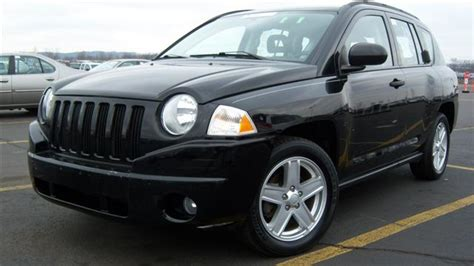 Jeep Compass Used For Sale Used 2007 Jeep Compass Sport Utility 8 999 00