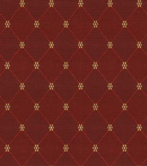 home decor material home decor print fabric richloom studio weston merlot jo ann