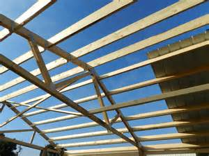 pole barn trusses truss repair don t skip this step
