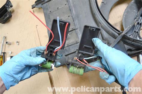 mini r53 cooling fan resistor mini r53 cooling fan resistor replacement r53 cooper 2002 2006 pelican parts diy