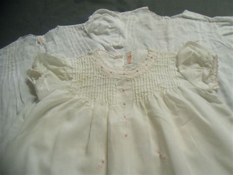 Handmade Clothes Vintage - vintage handmade baby clothes ebay
