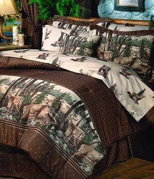 lodge style bedding whitetail dreams lodge style comforter and bedding